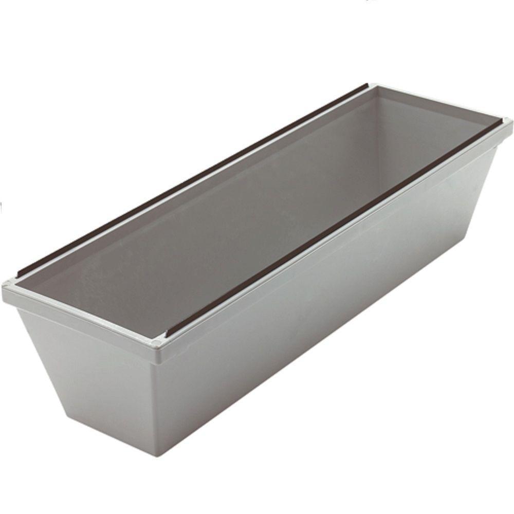 12 in. Plastic Mud Pan