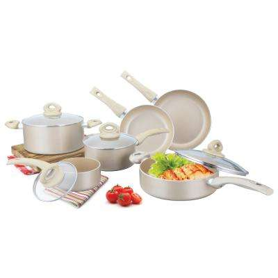 10-Piece Non-Stick Cookware Set