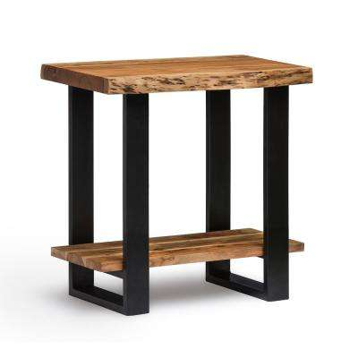 Alpine Natural End Table