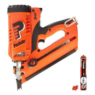CF325 Lithium-Ion Cordless Framing Nailer Combo with Free Fuel Cell