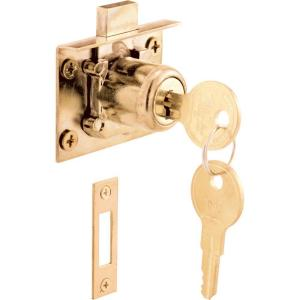 Prime-Line 1.25 Mortise Drawer And Cabinet Lock by Prime-Line