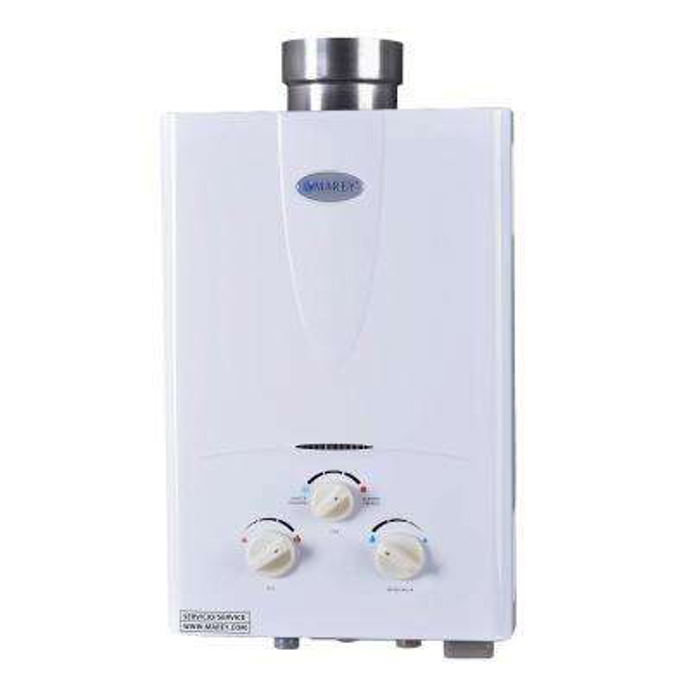 2.0 GPM Liquid Propane Tankless Gas Water Heater