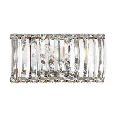 Allure 1-Light Chrome Wall Sconce