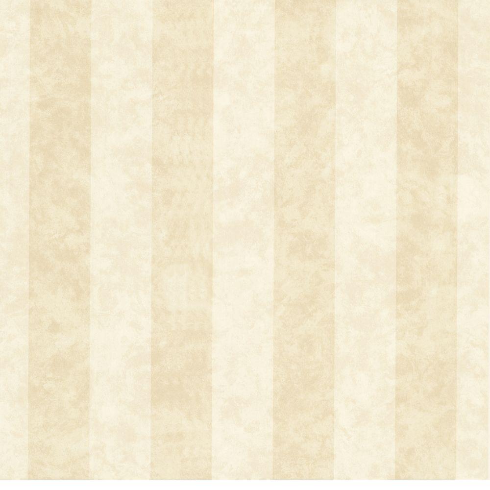 The Wallpaper Company 8 in. x 10 in. Neutral Stripe Wallpaper Sample