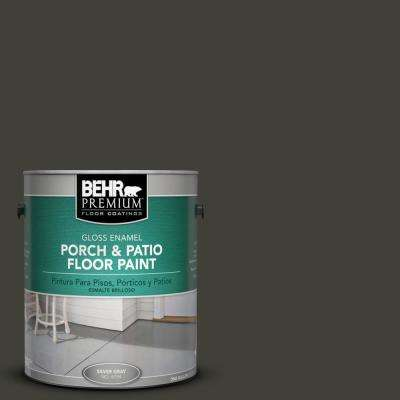 1 gal. #PPU18-20 Broadway Gloss Porch and Patio Floor Paint