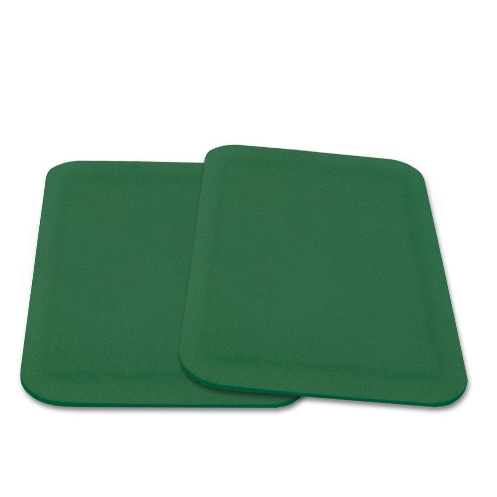 Gorilla Playsets Play Protectors in Green (Pair)