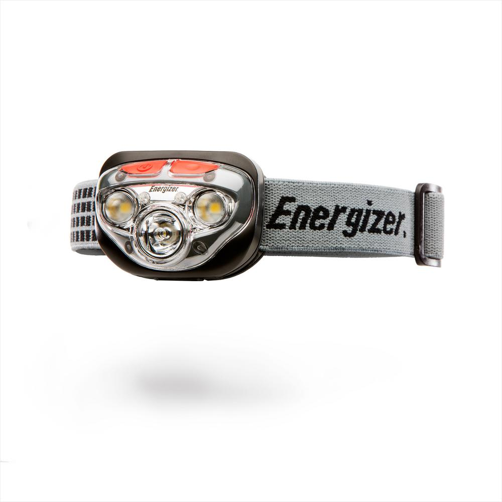Energizer LED AAA Headlamp with Vision HD+ Optics, Zoomable Flashlight 50
