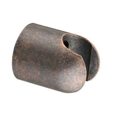 Fixed Wall Bracket for Personal Shower in Oil Rubbed Bronze