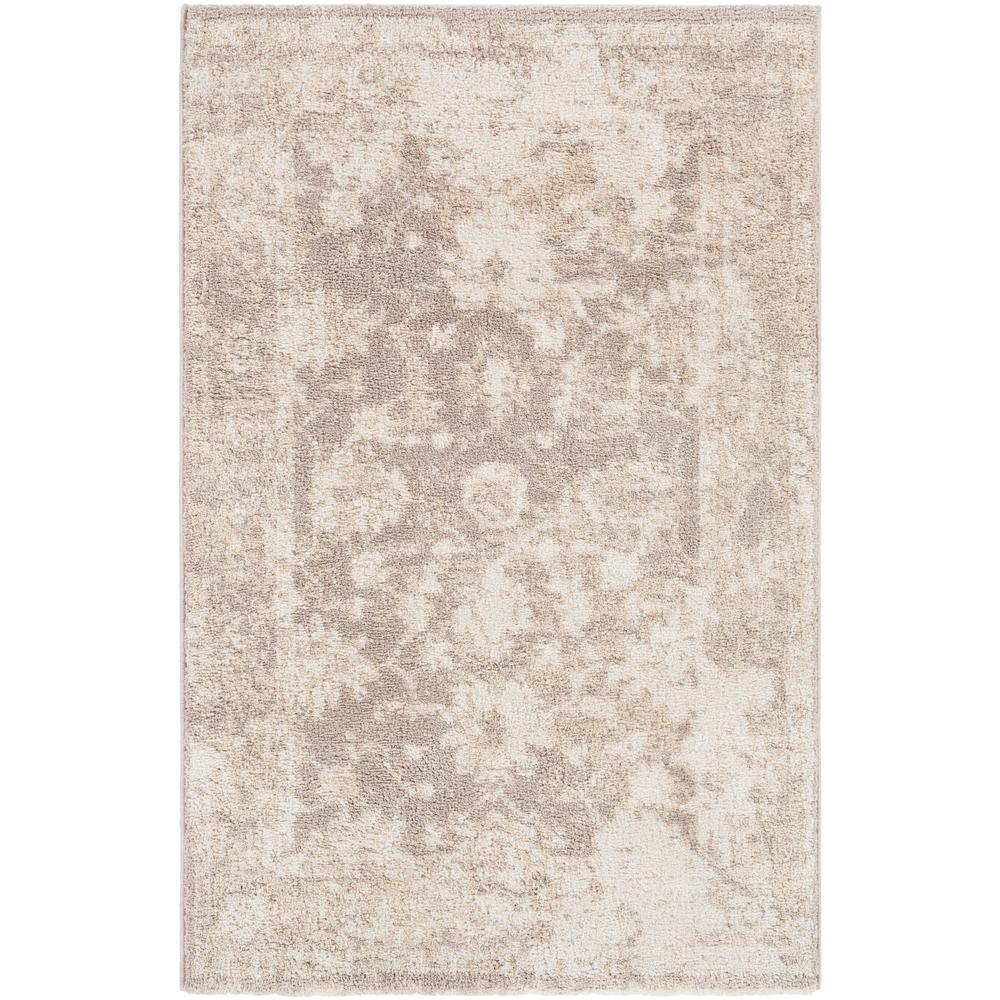 Apricity White 2 ft. x 3 ft. Indoor Area Rug