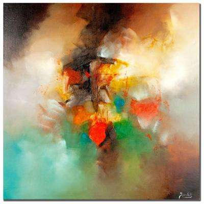 """24 in. x 24 in. """"Abstract I"""" Canvas Art"""