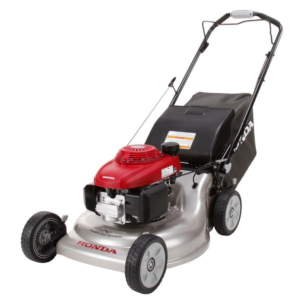 Honda 21 in. Steel Deck Smart Drive Variable Speed Self-Propelled Gas Mower-DISCONTINUED
