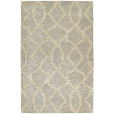Astronomy Galileo Graphite 9 ft. 6 in. x 13 ft. Area Rug