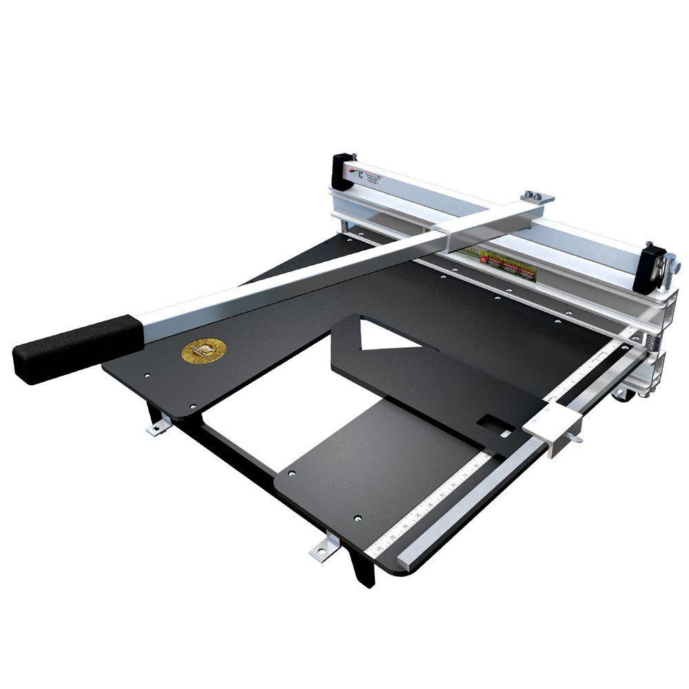 26 in. MAGNUM Soft Flooring Cutter for Vinyl Tile, Carpet Tile and More