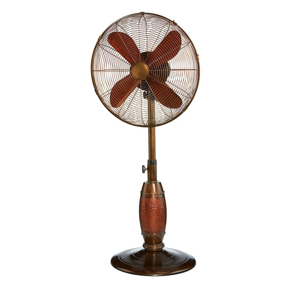 19 in. Coppertino Outdoor Fan