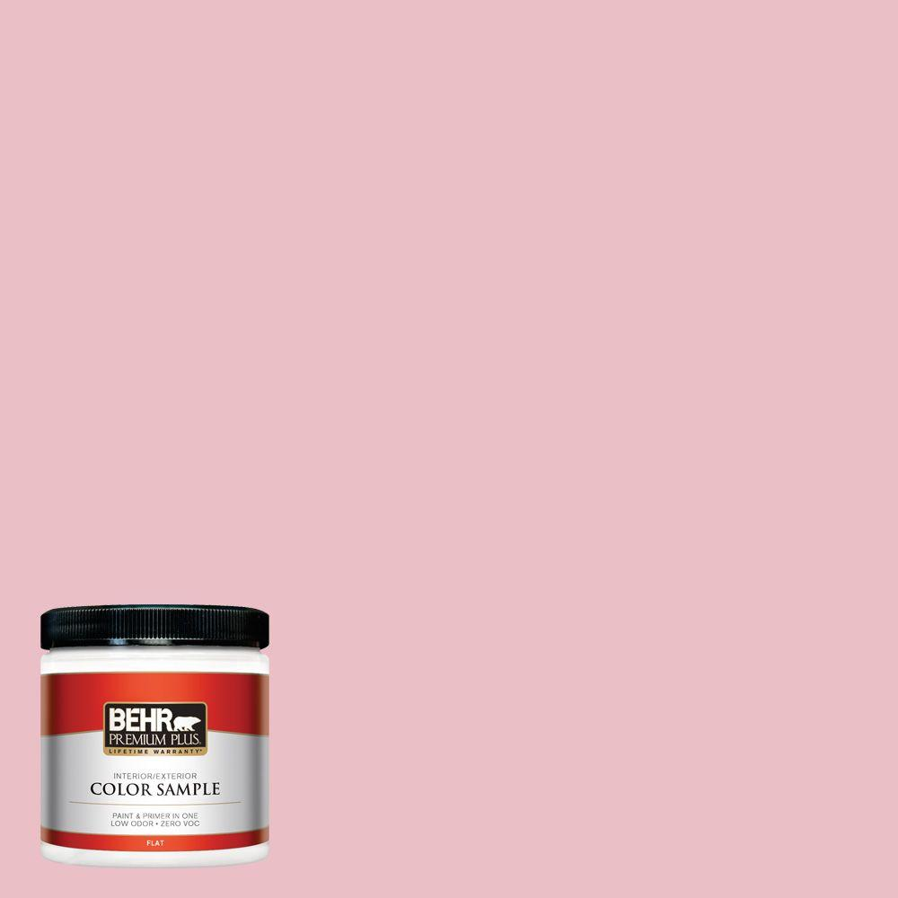 8 oz. #130C-2 Cafe Pink Interior/Exterior Paint Sample