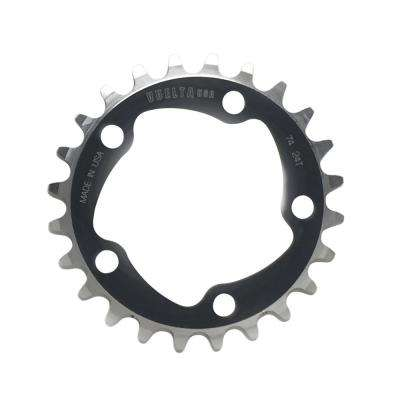 SE Flat 74 mm/BCD 26T Chainring in Black