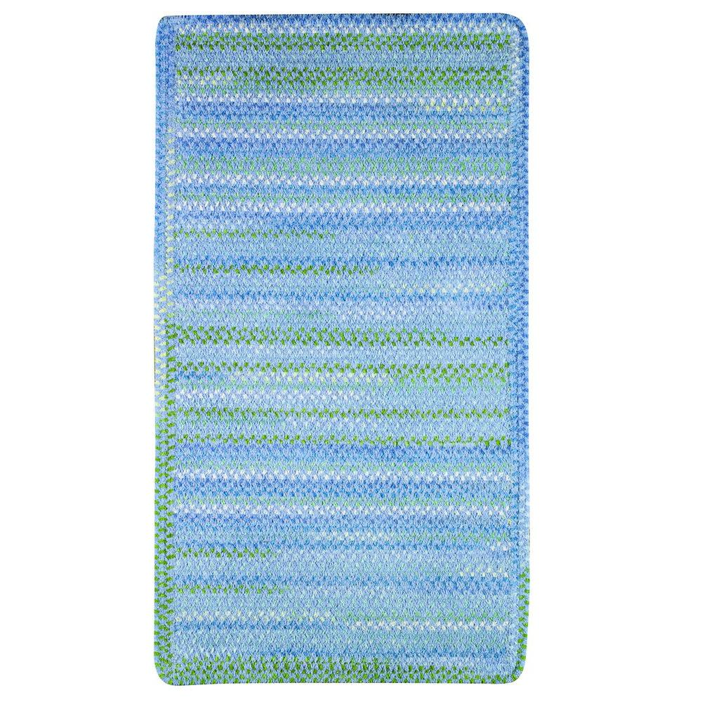 Capel Country Grove Deep Blue Sea 2 ft. 3 in. x 4 ft. Accent Rug
