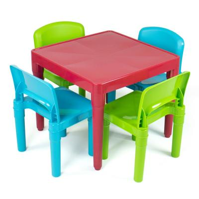 4 Kids Tables Chairs Playroom The Home Depot