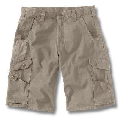 Men's Regular 36 Desert Cotton  Shorts