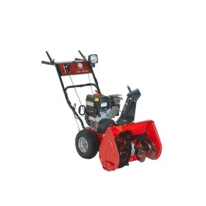 Worldlawn 26 inch Electric Start Briggs & Stratton Two-Stage Gas Snow Blower by Worldlawn