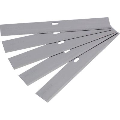 4 in. Wide Replacement Blade for Razor Scrapers and Strippers (5-Pack)