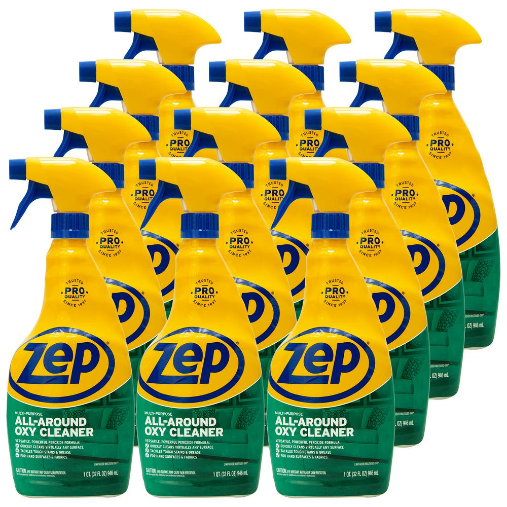 ZEP 32 oz. All Around Oxy Cleaner and Degreaser (Case of 12)