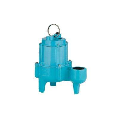 9S-SMPXRTA-K 9SN Series .4 HP Submersible Sewage Pump