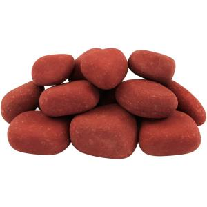 Margo Garden 0.4 cu. ft. 1 in. to 3 in. 30 lbs. India Rose Pebbles