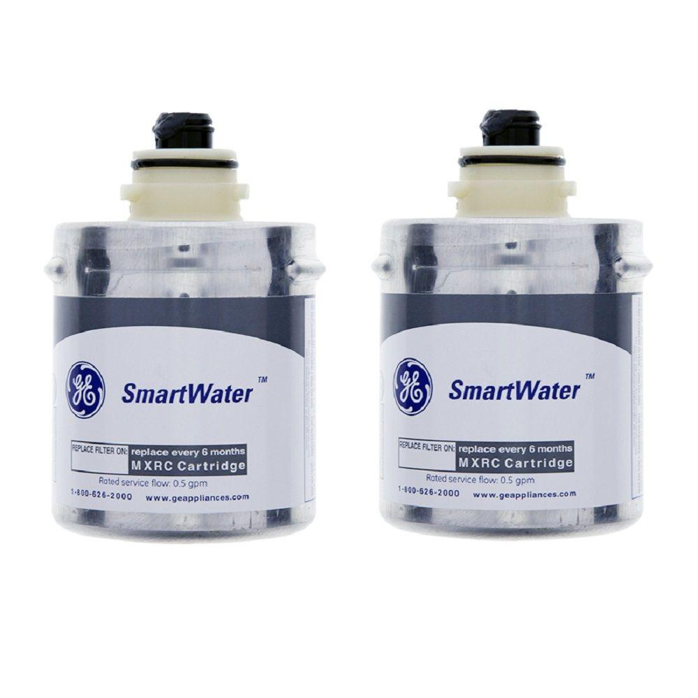 SmartWater Refrigerator Water Filter (2-Pack)