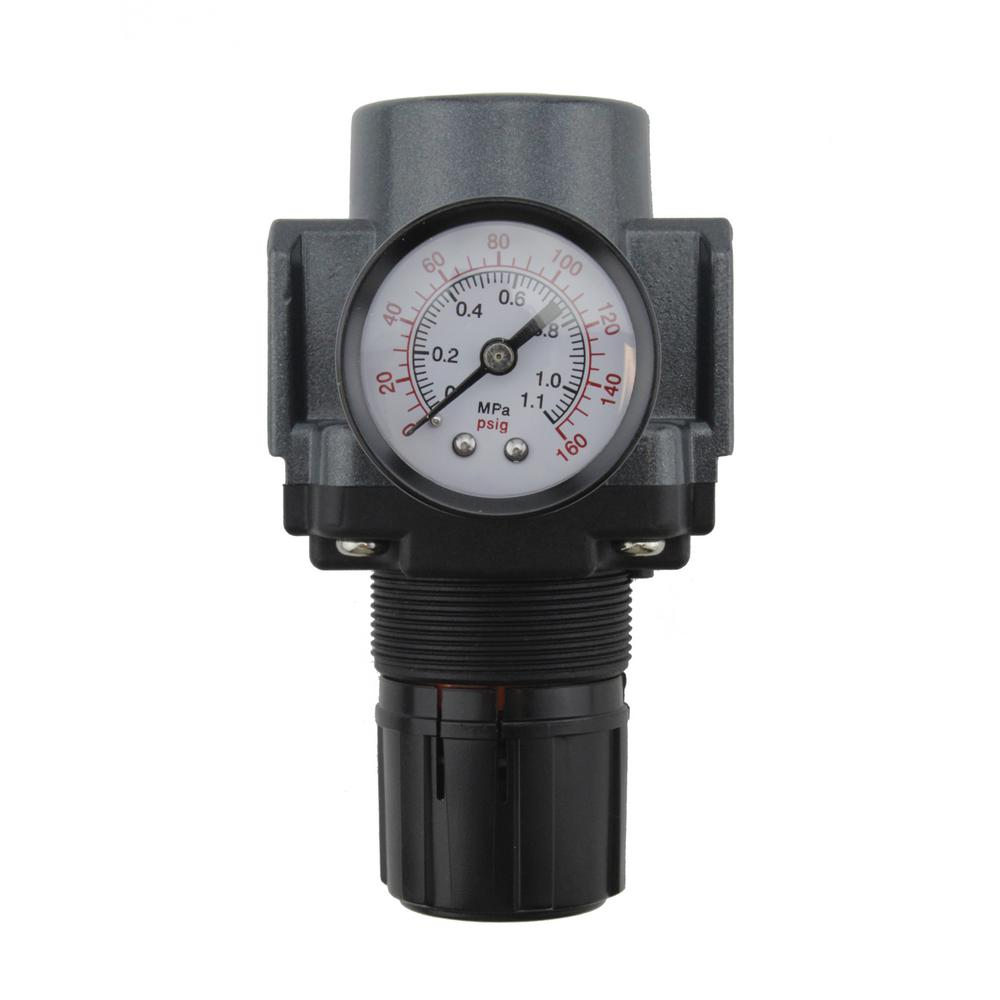 1/4 in. NPT FRL Air Regulator