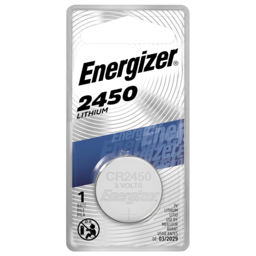 Energizer 2450 Lithium Battery