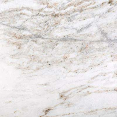 Marble Kalta Fiore Polished 32.01 in. x 32.01 in. Marble Floor and Wall Tile