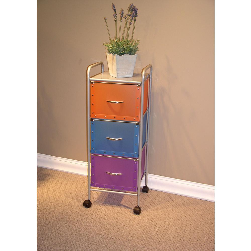Metal storage Multi Color Storage Furniture