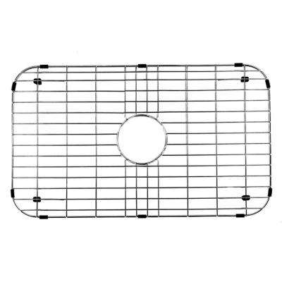 26 in. x 14.375 in. Kitchen Sink Bottom Grid