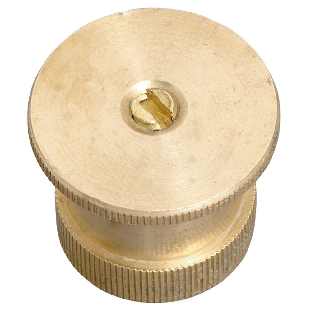 Orbit 15 ft. Full Pattern Brass Spray Nozzle