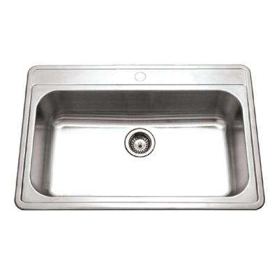 Houzer Kitchen Sinks Kitchen The Home Depot - Houzer kitchen sink