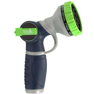 PRO Series Thumb Control Heavy Metal 10-Pattern Hose Nozzle