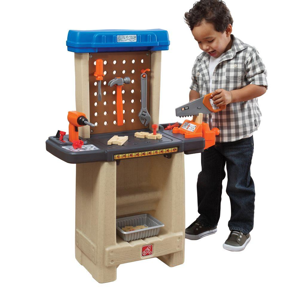 Handy Helper's Workbench Play Set