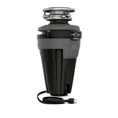 EX Series 1-HP Continuous Feed Garbage Disposal with Integrated Lighting