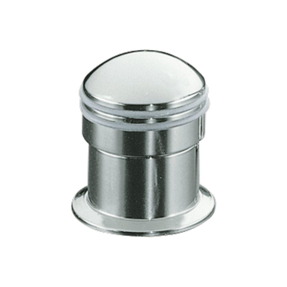 KOHLER Deck-Mount Trim for Transfer Valve/Vacuum Breaker with Cylinder Handle (Valve Not Included)