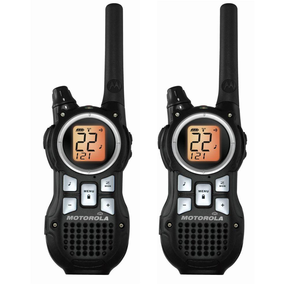 Motorola Talkabout 35-Mile Rechargeable Range Two-Way Radio-DISCONTINUED