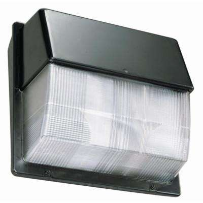 Bronze Outdoor Integrated LED 4000K Wall Pack Light