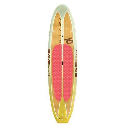 Shoreline Series Stand Up Paddle Board in Sea Coral