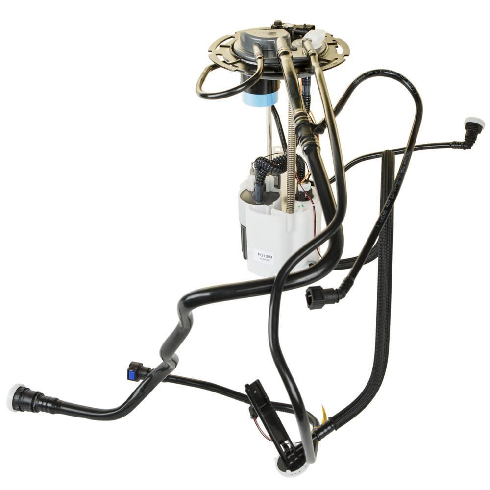 Fuel Pump Module Assembly - Left