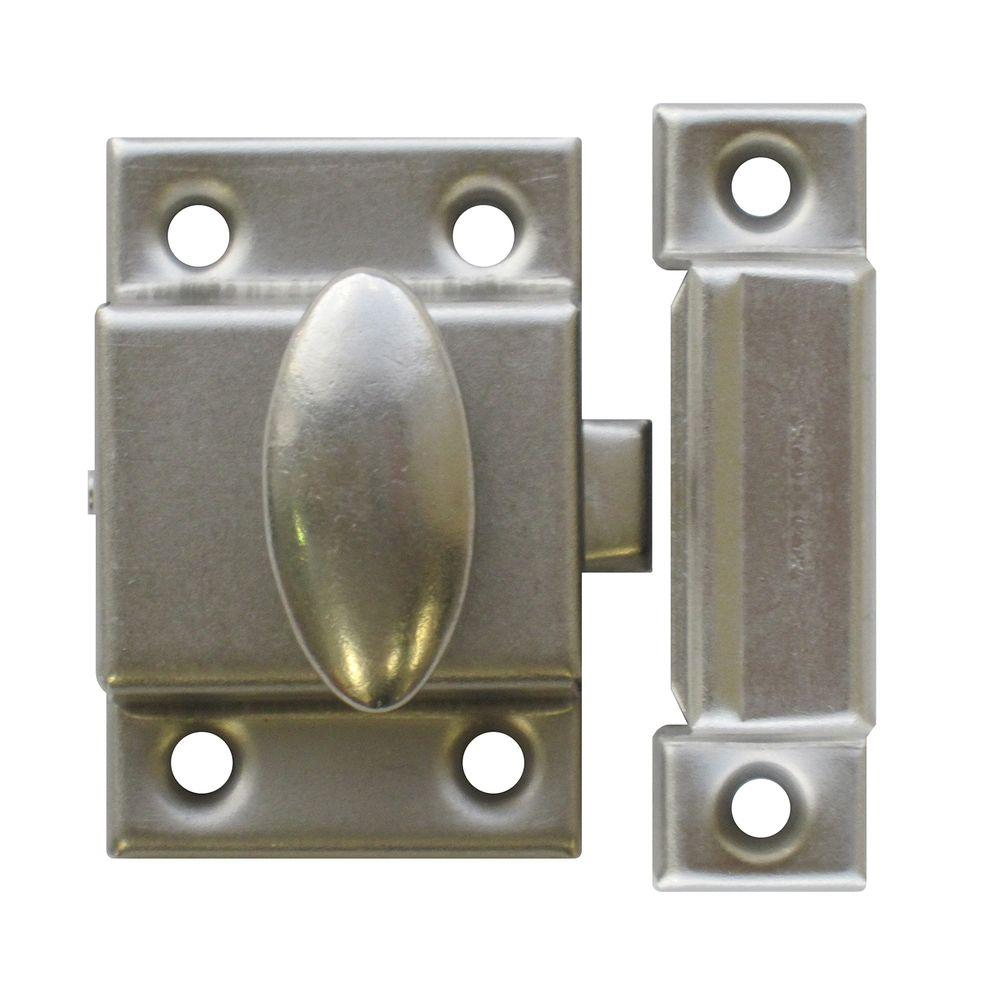 Attrayant Richelieu Hardware Brushed Nickel Cupboard Latch