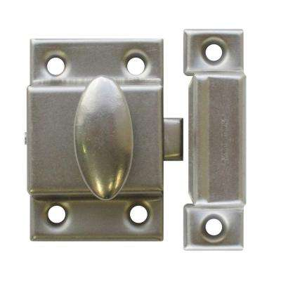 Metal - Surface mounted - Cabinet Latch - The Home Depot