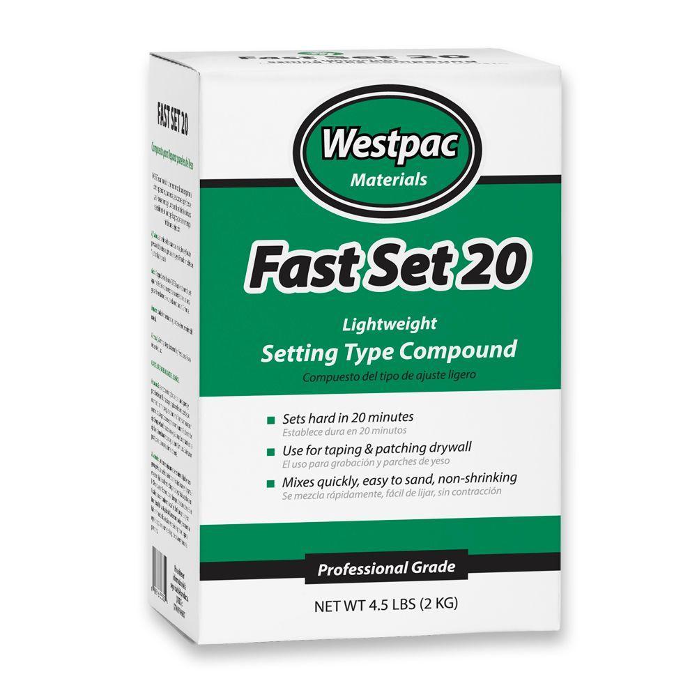 Fast Set 20 Lite Setting-Type Compound