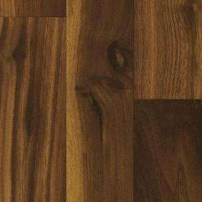 Native Collection Northern Walnut Laminate Flooring - 5 in. x 7 in. Take Home Sample