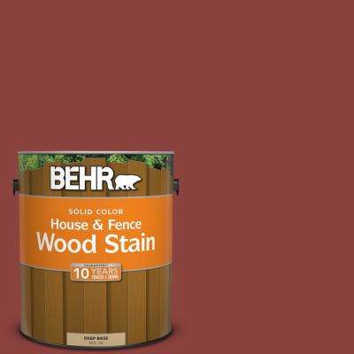 1 gal. #PPU2-3 Allure Solid House and Fence Wood Stain