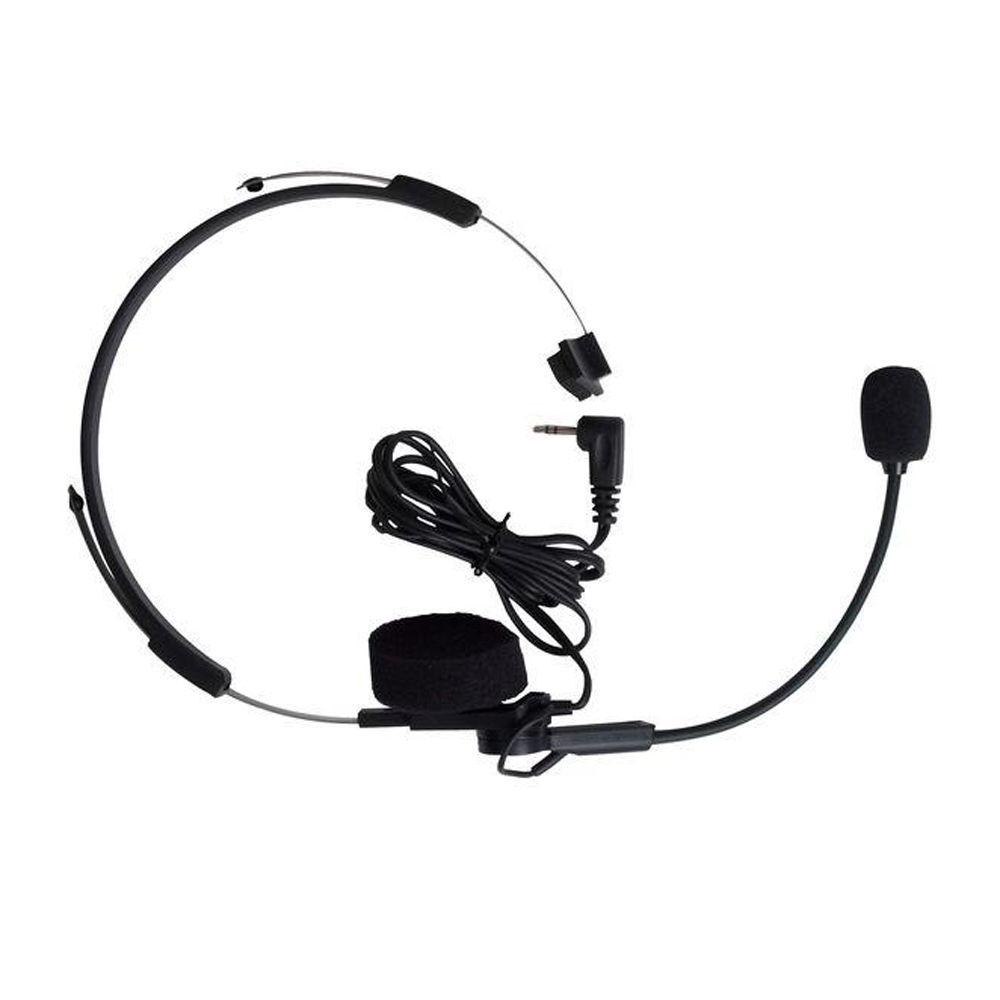 Motorola Headset with Swivel Boom Microphone-DISCONTINUED